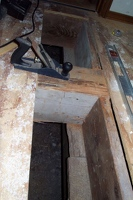 Planing the joists