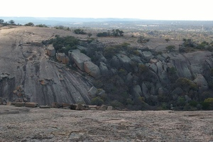 Little Rock from Enchanted Rock