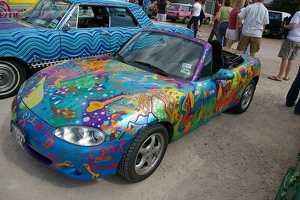 Abstract Miata