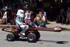 Clone Trooper Land Speeder