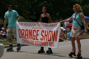 Houston Art Car Parade 2008