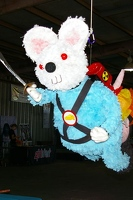 Mouse hero pinata