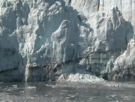 Video: Margerie glacier calving