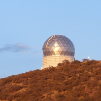 McDonald Observatory and Davis Mountains Drive