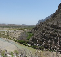 Rio Grande from trail