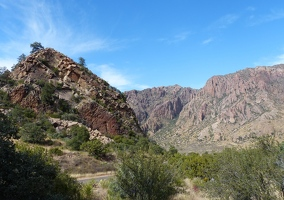 Chisos Basin and Lagoons