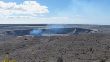 Video: Kilauea caldera