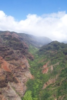 Kauai mountains