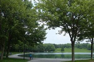 Mount Royal Park lake