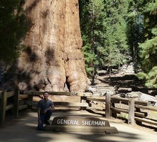 Kevin and General Sherman