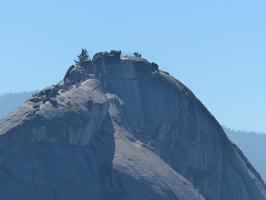 Top of Moro Rock from Hanging Rock