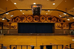 Corn Palace interior