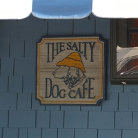 The Salty Dog Cafe...