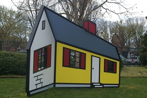 House I by Roy Lichtenstein