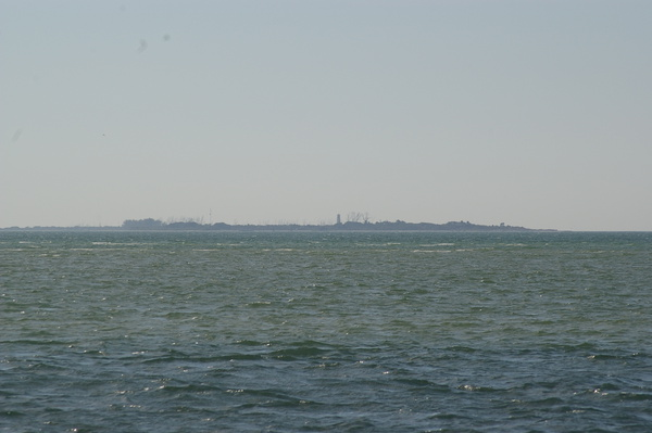 Egmont Key from a distance